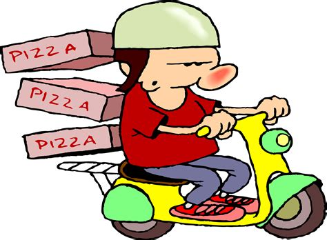 pizza delivery animated pizza