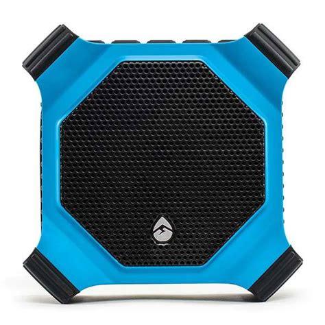 EcoXGear EcoDrift Rugged Waterproof Bluetooth Speaker with Integrated Siri and Google Voice
