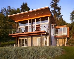 Designing A Cabin by Vashon Island Cabin Design By Vandeventer Amp Carlander