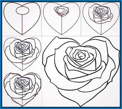 imagenes bonitas sencillas para dibujar personas archivos dibujos faciles de hacer