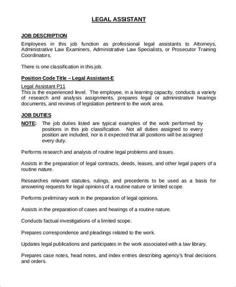 11 Job Analysis Examples Pdf Word Examples