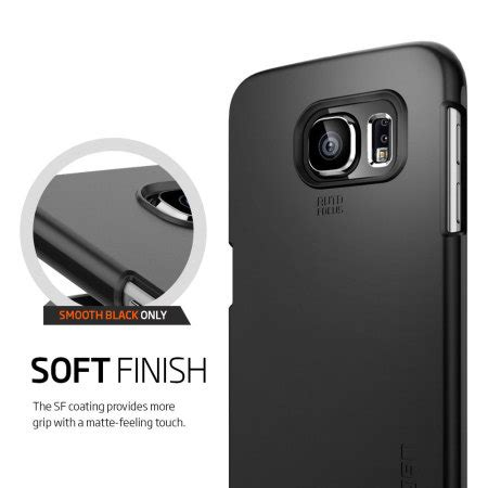 Spigen Slim Armor Samsung Galaxy S6 Hardc Limited spigen thin fit samsung galaxy s6 edge shell smooth