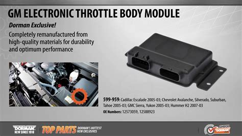electronic throttle control 2005 chevrolet avalanche 1500 electronic valve timing electronic throttle body module youtube