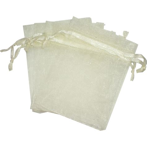 5x7cm organza gift bags premium wedding favour gift bags