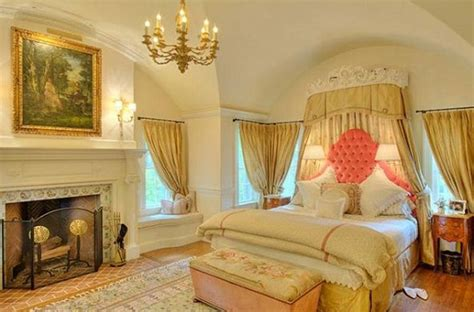 electric fireplace adds romanticism to 18 unique bedroom ideas ultimate home ideas