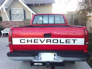 92 chevrolet silverado 92 chevy silverado 1500 with extended cab for
