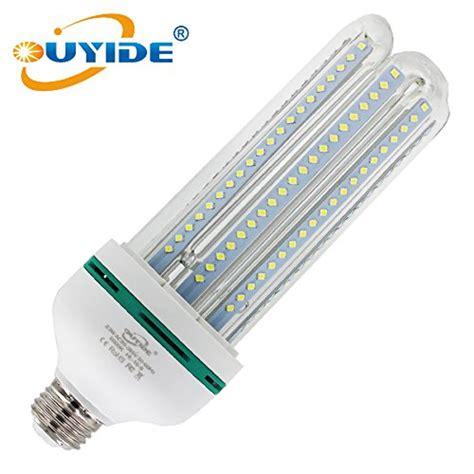Led Light Bulbs 200 Watt Equivalent Ouyide Led Bulbs 200 Watt Equivalent A19 Led Bulbs 23w Daylight 6000k Led Corn Ebay