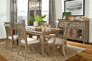 rustic dining room sets gavin rustic formal dining room set dining furniture