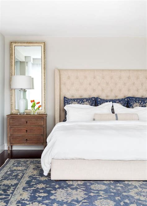mirror above headboard best 25 mirror behind nightstand ideas on pinterest