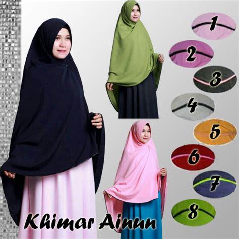 Kerudung Murah Murah Jilbab Instan Chika jual syar i murah dan cantik ainun 08561135030