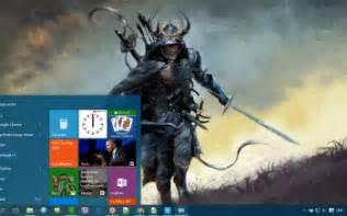 download themes windows 7 samurai x samurai theme for windows 10