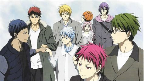 film anime kuroko no basket kuroko no basket season 4 renewed or cancelled the last
