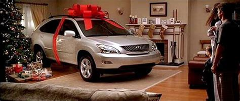 lexus christmas mouthing off holiday commercials the mouthy housewives