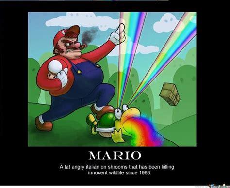 Funny Mario Memes - funny nintendo memes on twitter quot a fat italian plumber