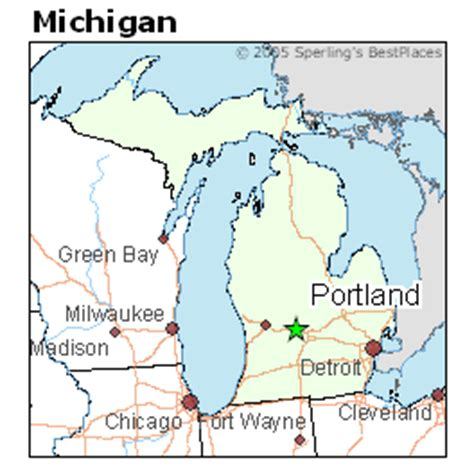 houses for sale portland mi best places to live in portland michigan