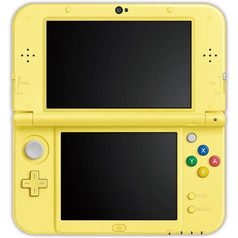 New 3ds Xl Pikachu Yellow Edition New nextgamehunter 11 18 2016 new nintendo 3ds ll pikachu edition yellow for 239 99