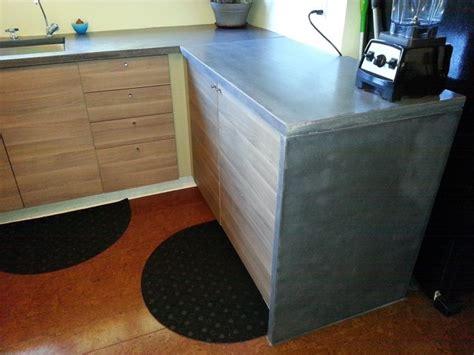 Undermount Sink Concrete Countertop by Kitchen Concrete Countertop With Undermount Sink