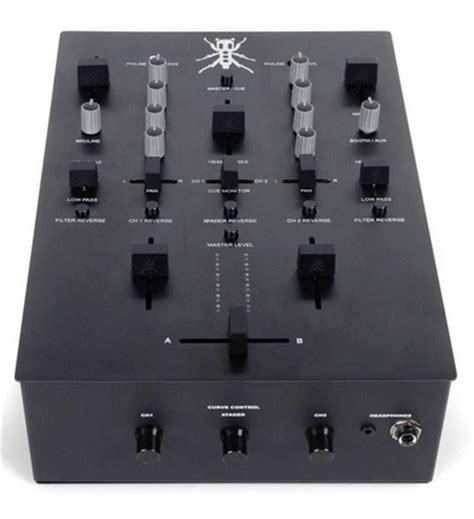console dj tech thud rumble trx scratch mixer dj tech audiofanzine