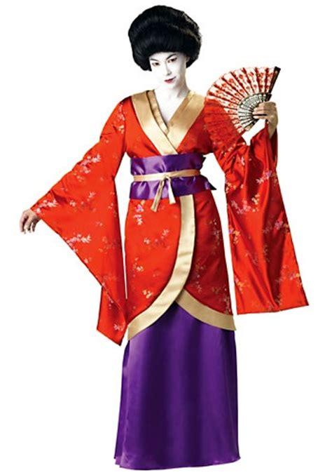 Dress Geisa authentic geisha costume