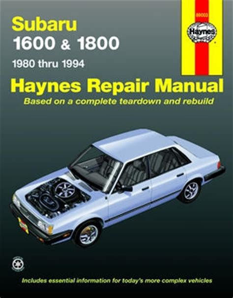 service and repair manuals 1994 subaru justy auto manual 1994 subaru justy repair manual download chilton subaru brat justy loyale sedan svx wagon