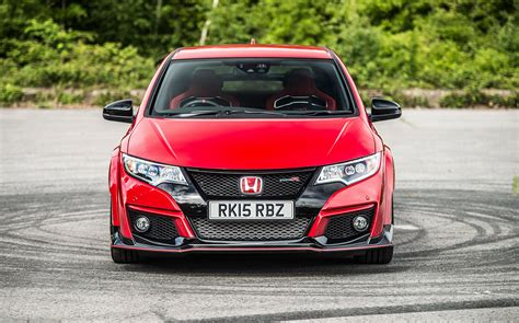 clarkson review  honda civic type
