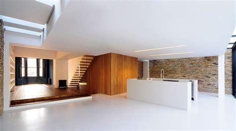 Floating Kitchen Islands by Modern Family Home In London By Bureau De Change Design Office