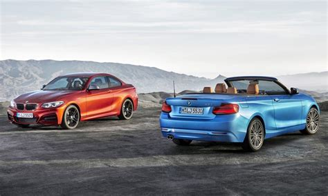 Bmw 1 Series Price South Africa by Pricing Updated Bmw 2 Series Range Arrives In Sa