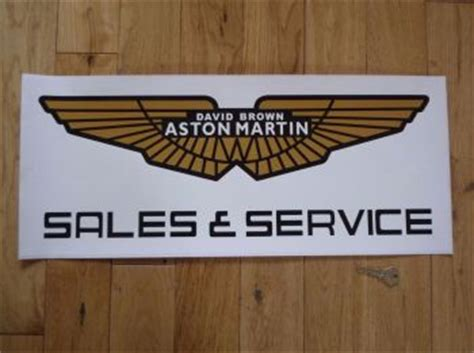 aston martin sticker aston martin decal stickers