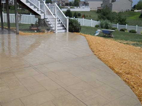 Heated Cement Floor by Exles Of Sted Concrete