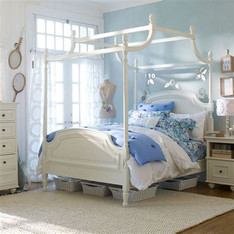 teen canopy bed girls canopy bed teen staging girls canopy bed pinterest