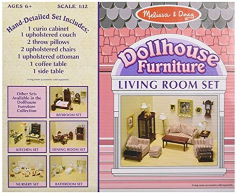 melissa and doug victorian doll house melissa doug classic victorian wooden and upholstered