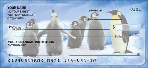 Address Background Check Penguin Checks Penguin Personal Checks And Penguin Address Labels