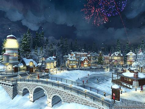 free wallpaper village christmas village backgrounds wallpaper cave