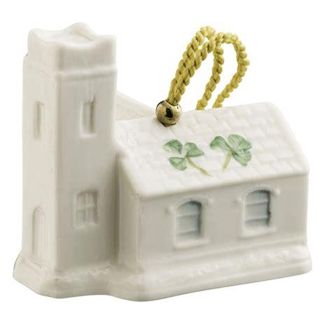 belleek ornaments belleek annual ballintoy church ornament 2016