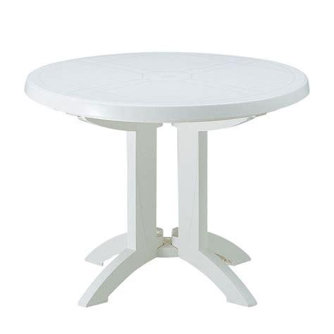 Table Ronde De Jardin 7631 by Table Ronde De Jardin Grosfillex