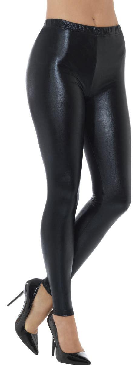 80s Accessories Black by 80 S Metallic Disco Black Costume