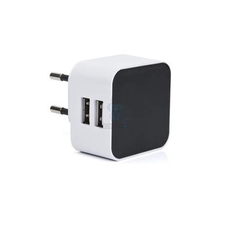 Usb Adapter Cube K2 2 4a capdase dual usb power adapter