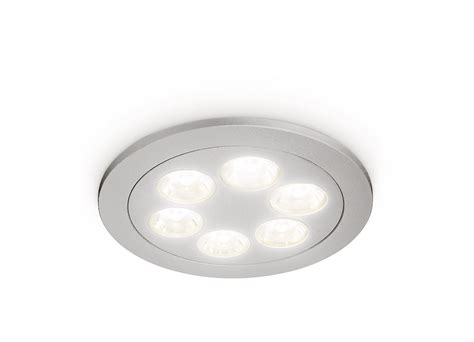 Lu Downlight Led Philips philips turnround fixed downlight 3000k 25d alu