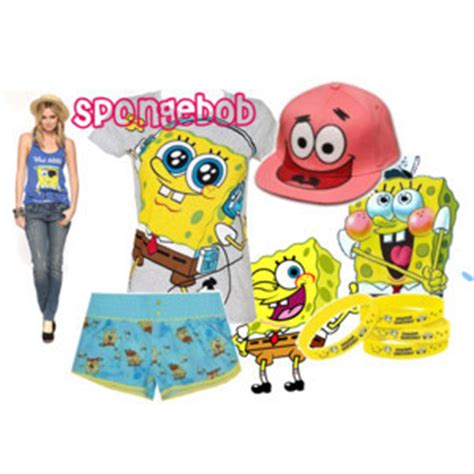Spongebob Wardrobe by Spongebob Squarepants Images Spongebob Fashion Wallpaper