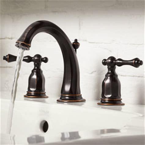 kohler rubbed bronze kitchen faucet kohler k 13491 4 2bz kelston two handle widespread lavatory faucet rubbed b ebay