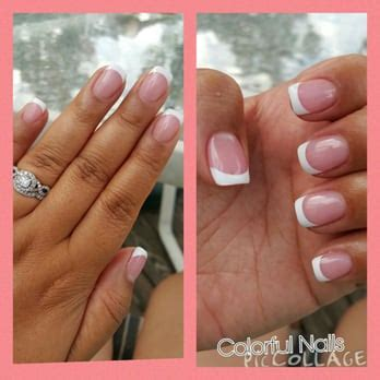 colorful nails nashua nh v s reviews union city yelp