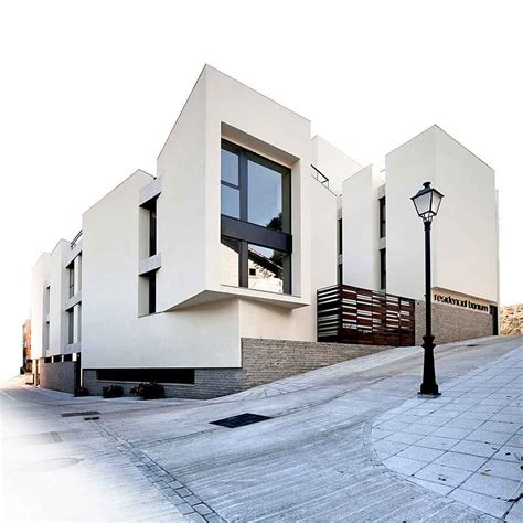 nursing home in ba 241 os de montemayor c 225 ceres architecture
