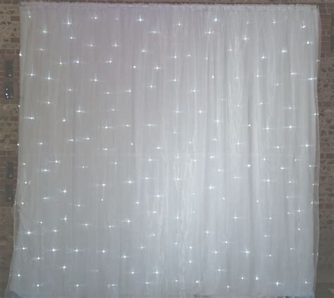 9m fairy light backdrops lizard audio ltd equipment hire