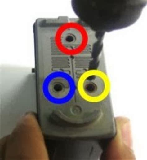 Tinta Isi Ulang Printer Canon Ip2770 kreatif cara isi ulang tinta printer canon ip2770