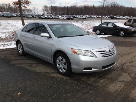Toyota Camry 2007 Used For Sale Used 2007 Toyota Camry Sedan 7 800 00