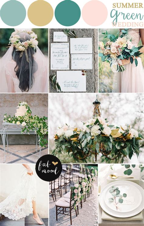 Wedding Theme 2 by 2 Summer Wedding Theme Colors