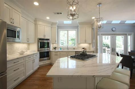 White Kitchen Remodel   NVS Kitchen and Bath Remodeling