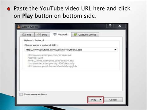 download youtube player how to download youtube video using vlc player