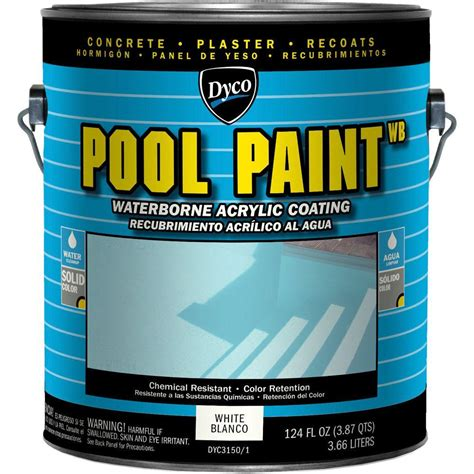 home depot paint watery marine pond pool paint the home depot