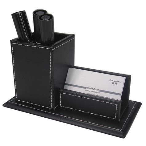 desk pen holder aliexpress com buy wooden desk pen pencil box holder